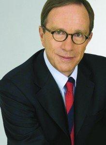El presidente de VDA, Matthias Wissmann