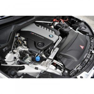 This is what a modern BMW diesel looks like today (X5)