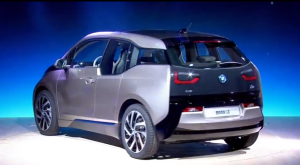 BMW i3 in New York: unveiled for the first time