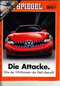 Spiegel-Titel Volkswagen