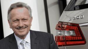 Geht Ende des Jahres in den Ruhestand: Mercedes-Vertriebschef Joachim Schmidt