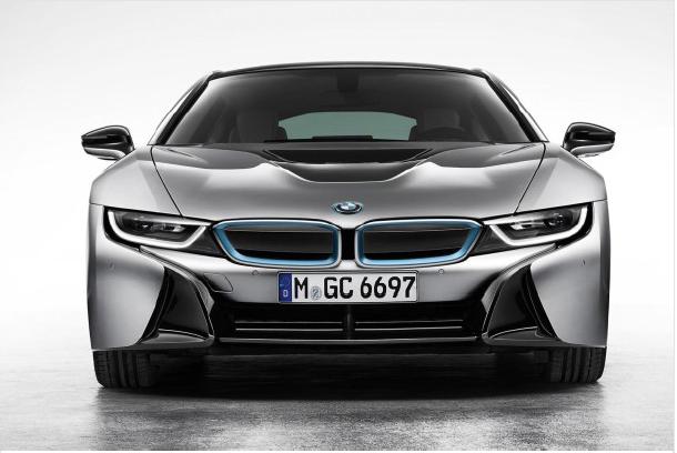 BMW i8: ist das Gesicht zu aggressiv?