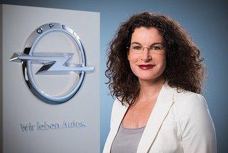 Sie hat Opel umgeparkt: Marketingchefin Tina Müller