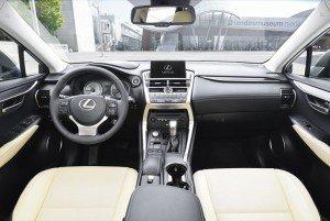 Lexus-Innenraum: Gediegener Komfort und hochwertige Materialien