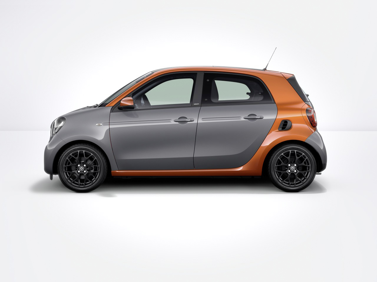 Der neue smart forfour (Foto: smart)
