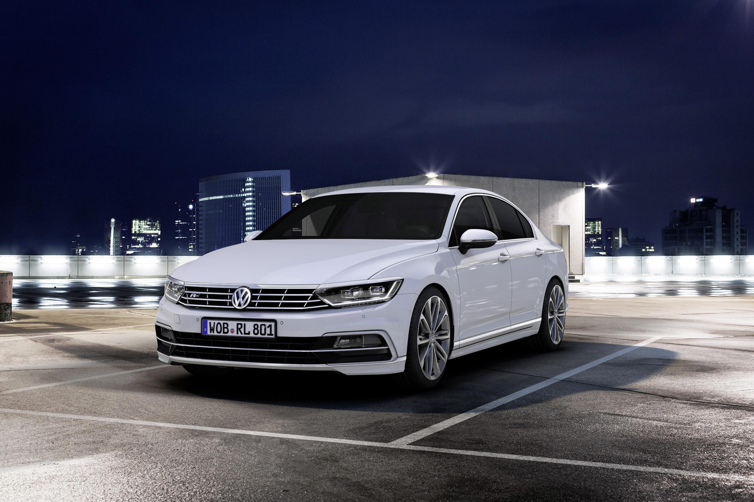 Volkswagen Passat R Hattı