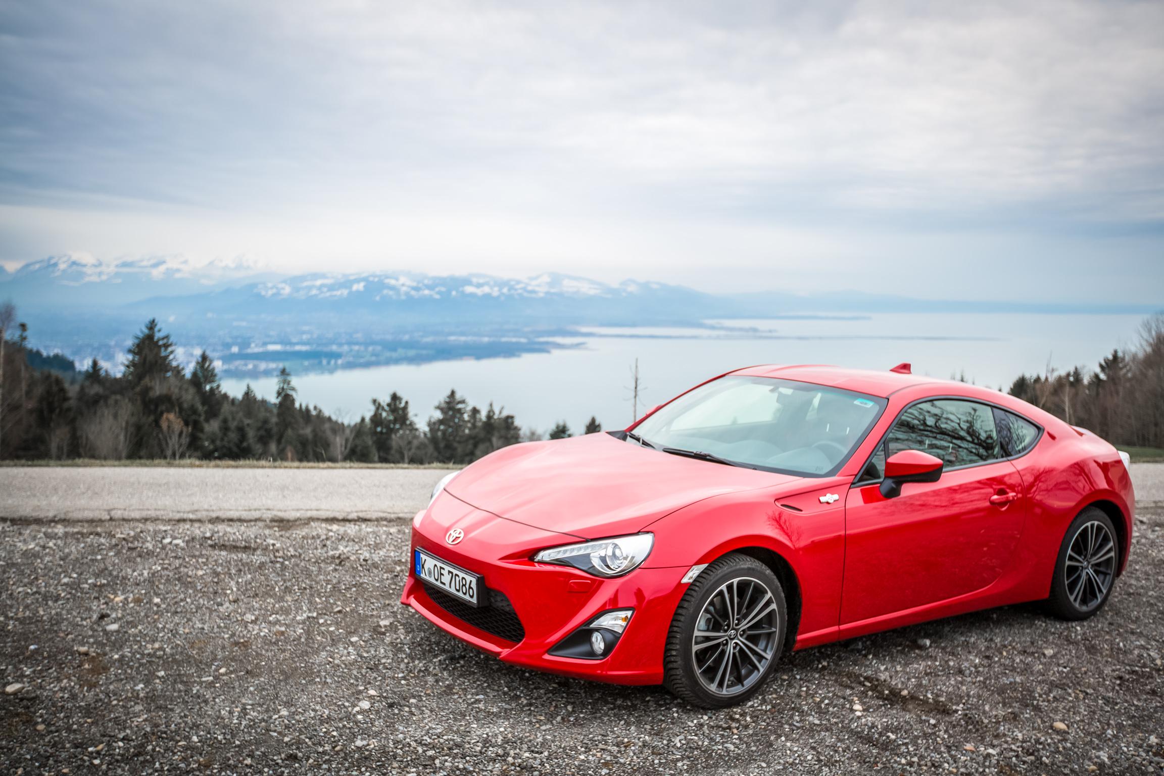 Toyota Gt86 Die Japaner Können Auch Emotion Automotive Opinion