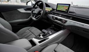Qualität in Form, Funktion und Materialien: Innenraum des Audi allroad quattro