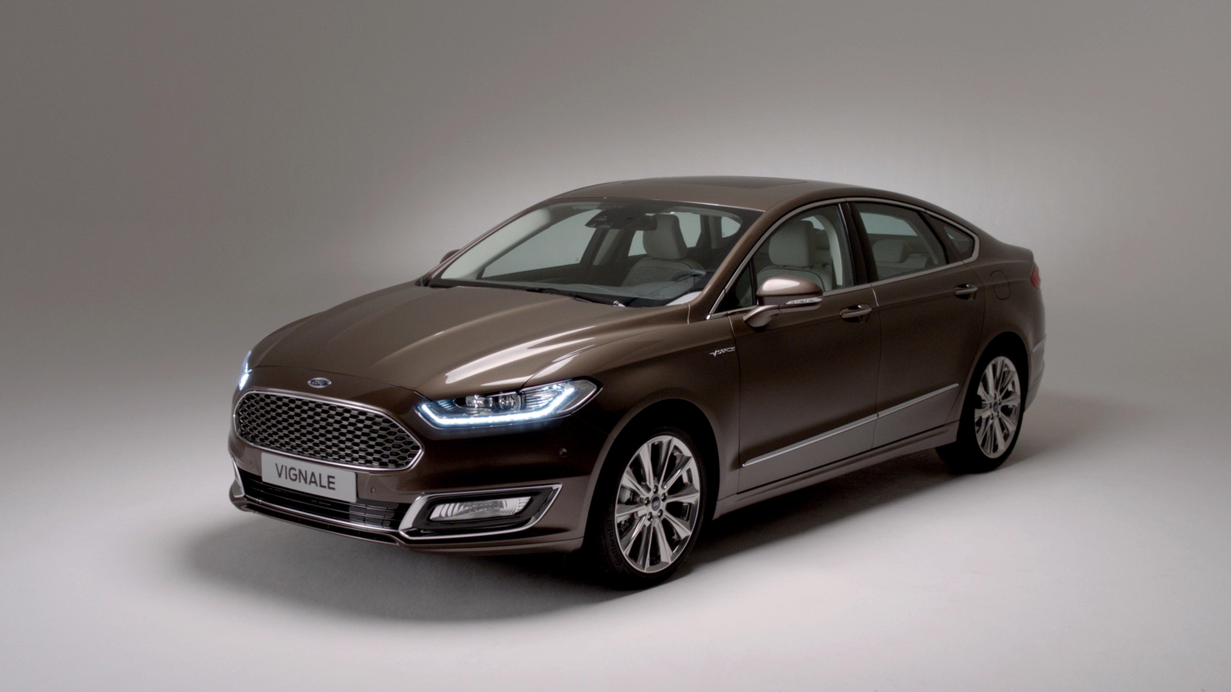 """Ford setzt mit """"Vignale"""" auf italienischen Luxus - Automotive Opinion"""