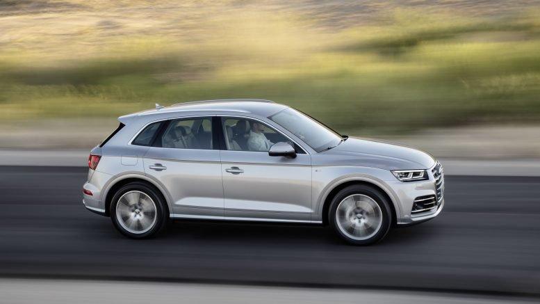 Der neue Audi Q5 quattro mit
