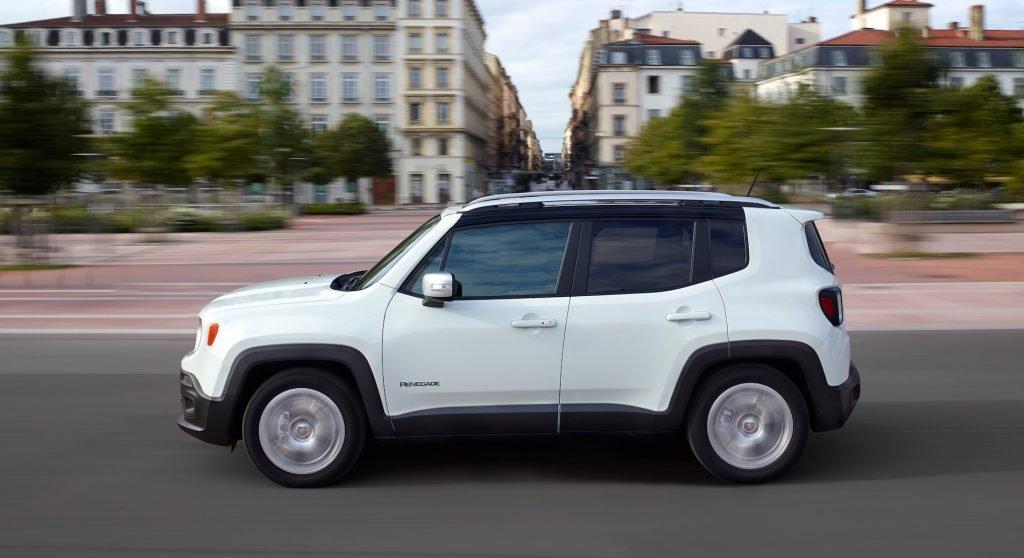 Das Design polarisiert, strahlt aber Robustheit aus. Fotos: Jeep
