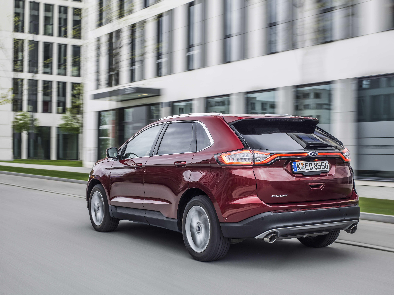 Ford Edge Titanium: Der bullige Grenzgänger - Automotive Opinion