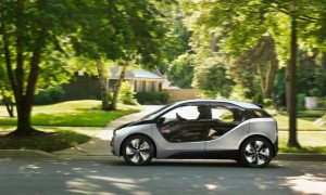 BMW i3: Electric into the future