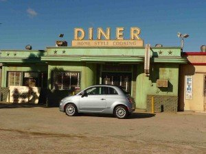 Fiat 500: erfolgreich in den USA - in 2012 wurden davon 43.000 Einheiten verkauft