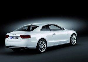 Audi A5/Standaufnahme