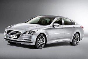 Hyundai Genesis: Die Ähnlichkeit mit Audi ist kein Zufall