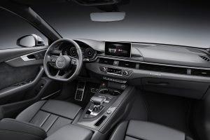 Der Innenraum: Ergonomisch in gewohnter Audi-Perfektion