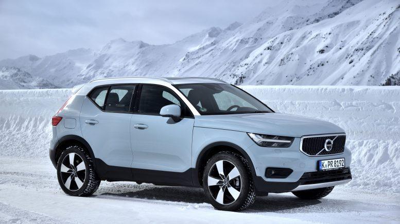 Der Neue Volvo Xc40 Kein Billig Angebot Aber Premium Klasse Automotive Opinion