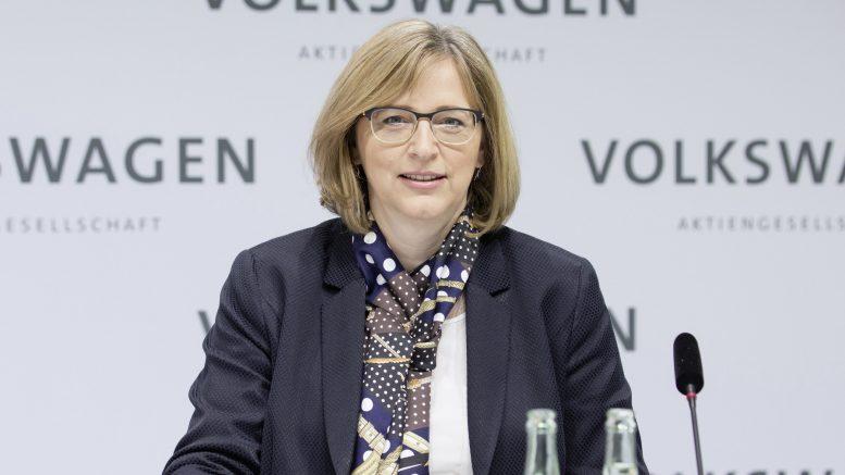 Wie Lange Wird Sich Hiltrud Werner Noch Im VW-Vorstand